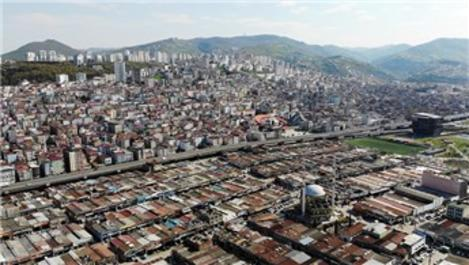 Samsun'da 2 milyar TL'lik kentsel dönüşüm projesi başlıyor
