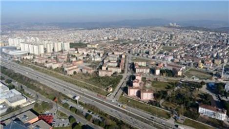 2 bin 290 konutlu Akpınar Konutları kentsel dönüşümü bekliyor