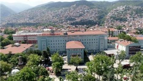 Bursa Devlet Hastanesi yeniden inşa ediliyor