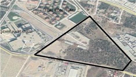 Manisa'da 606 konutluk kentsel dönüşüm projesi
