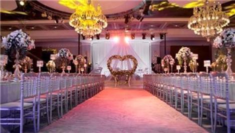 1 Temmuz'da açılacak düğün salonlarına büyük ilgi!