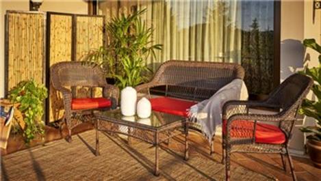Tekzen ile bahçe ve balkonları güzelleştirme zamanı