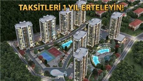 Rengi Antalya'da 180 ayda yüzde 0,64 faizle kredi!