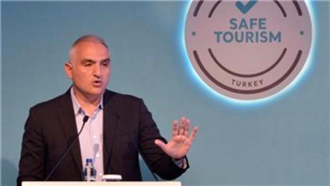 'Türkiye'de turizmi yeniden başlatabiliriz'