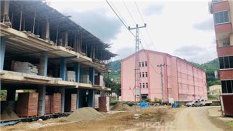 LGS sınavında öğrencileri rahatsız eden inşaat işçilerine ceza
