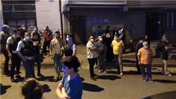 Sultangazi'de çatlak nedeniyle 3 bina tahliye edildi