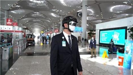 İstanbul Havalimanı'na 'Covid-19 Havacılık Sağlık Emniyeti' onayı