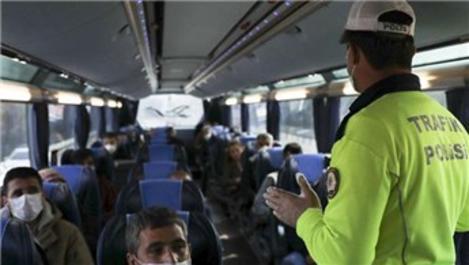 Şehirler arası otobüsler için yeni kurallar belli oldu