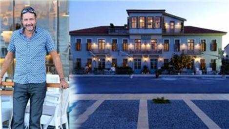 Hakan Meriçliler, Çeşme'de otel satın aldı