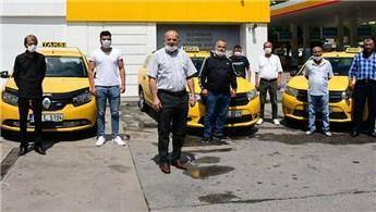 Taksicilerin İBB'nin taksi projesine tepkisi dinmiyor