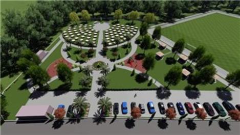 Osmaniye'ye Millet Bahçesi müjdesi!