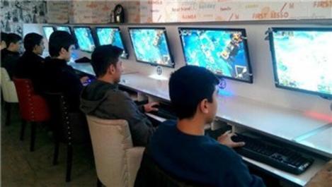 1 Temmuz'da internet kafeler ve elektronik oyun yerleri açılıyor
