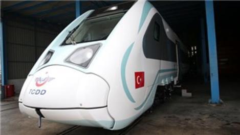 Milli elektrikli tren 29 Haziran'da raylara iniyor