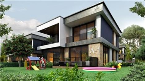 Villa Liva Bahçecik'te teslimler 2022 Mart'ta!