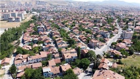 Deprem sonrası Malatya'da kentsel dönüşüm için ilk adım atıldı