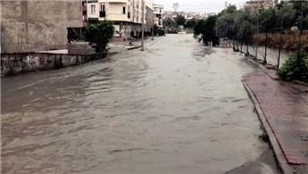 Esenyurt'ta sel felaketinin yaşandığı derede ölçümler başladı