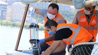 Bakanlık ekipleri Küçükçekmece Gölü'nde inceleme yaptı