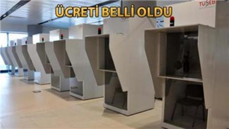İstanbul Havalimanı'na corona virüs test merkezi kuruldu