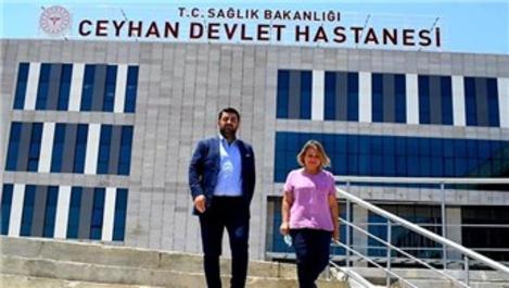 """""""Ceyhan Devlet Hastanesi'ni kısa sürede açacağız"""""""
