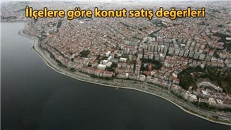 İşte İstanbul'da konut fiyatlarının arttığı ilçeler!