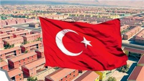Libya'da Türkler 5 bin prefabrik konut yapacak