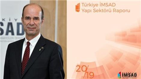 'Türkiye, inşaat malzemeleri ihracatında 11'inci ülke!'