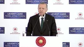 """""""Levent'teki caminin adı Barbaros Hayrettin Paşa Camisi olacak"""""""