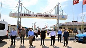 Doğu Anadolu'nun en büyük Millet Bahçesi, Van Tuşba'ya yapılacak