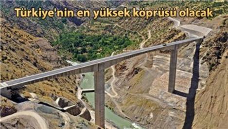 Botan Çayı Beğendik Köprüsü, 11 Temmuz'da açılıyor