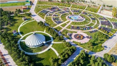 Kentsel dönüşümle şehirlerin yeşil alanları da gelişiyor