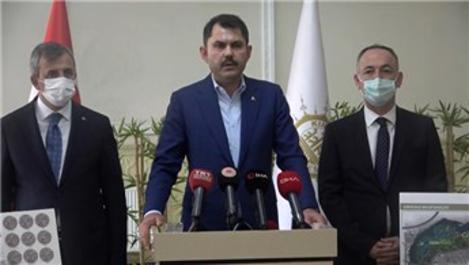 Kırıkkale'ye 50 milyon TL'lik Millet Bahçesi!