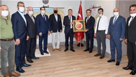 """Karslıoğlu: """"Adana'da kamu yatırımları hız kesmeden devam ediyor"""""""