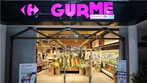 Zeytinburnu Büyükyalı Gurme CarrefourSA açıldı