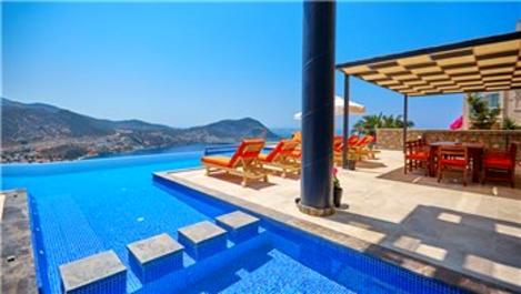 Tatilcilerin yüzde 10'u ev kiralamayı düşünüyor!