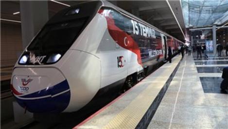 15 Temmuz Demokrasi ve Milli Birlik Treni Ankara'dan hareket etti