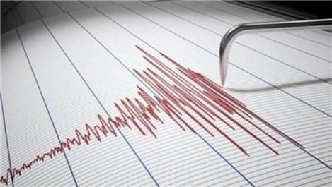 Alanya'da 4.0 büyüklüğünde deprem!