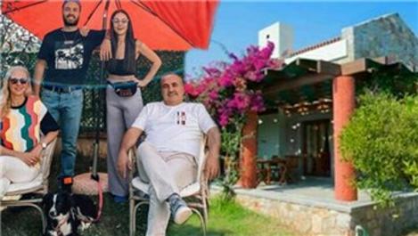 Hande ve Bensu Soral, Dalyan'da 40 bin TL'ye çiftlik ev kiraladı!