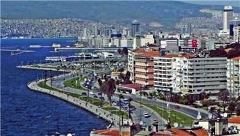 İzmir'de konut satışları yüzde 250,9 oranında arttı