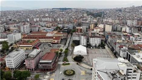 Samsun'da Haziran ayında 3 bin 359 konut satıldı