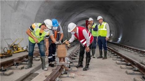 İzmir'de metro çalışmaları adım adım Narlıdere'ye ilerliyor