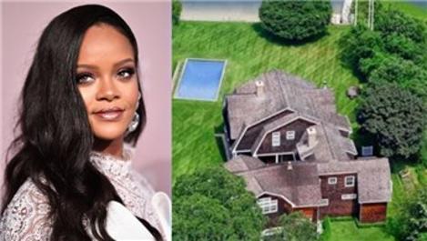 Rihanna, tatil için 415 bin dolara ev kiraladı