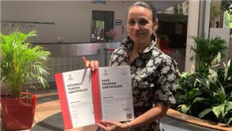 Tatilcilerin aradığı ilk şart, güvenli otel sertifikası!