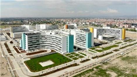 5 yıldızlı otel konforundaki Konya Şehir Hastanesi açılışa hazır!