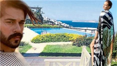 Fahriye Evcen-Burak Özçivit çiftinin 6 milyon TL'lik villası!