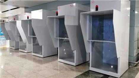 Sabiha Gökçen Havalimanı'nda PCR Test Merkezi hizmete girdi