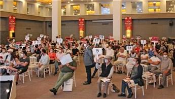 Torkam E5 Açık Çarşı'da 3 saatte 235 milyon TL'lik dükkan satıldı
