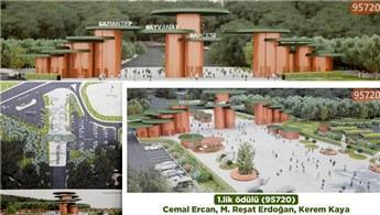 Türkiye'nin en büyük hayvanat bahçesine mimari dokunuş