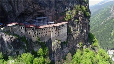 Sümela Manastırı, 5 yıl aradan sonra ziyarete açılıyor