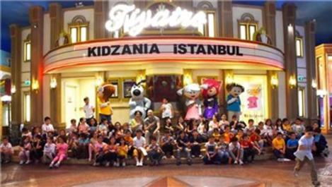 KidZania İstanbul, 1 Ağustos'ta kapılarını açıyor