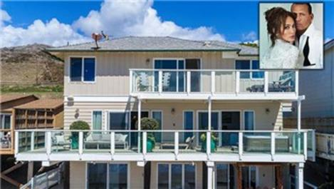 Jennifer Lopez, Malibu'daki evini 8 milyon dolara satışa çıkardı